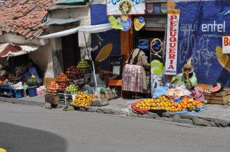 La Paz shop