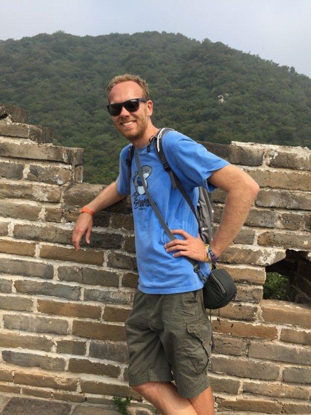 Great Wall Of China.