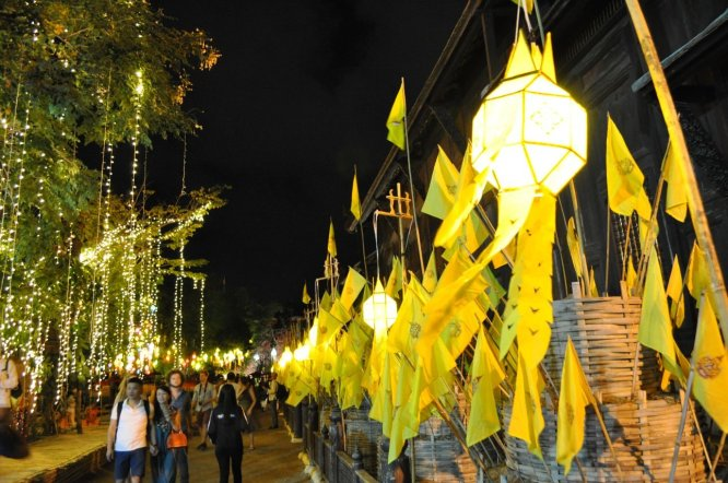 Chiang Ma New Years Eve 2015 2016
