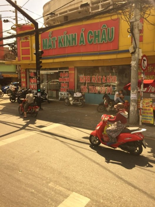 Ho Chi Minh Saigon