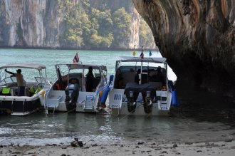 Railay Beach Boat Trip