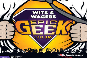 Crowdfunding | Wits & Wagers Epic Geek Edition