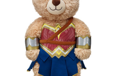 Build-A-Bear Wonder Woman