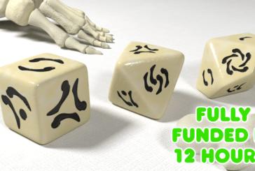 Crowdfunding | Bone Origins – Polyhedral Dice