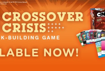 Cartoon Network Crossover Crisis Deck-Building Game Available Now!