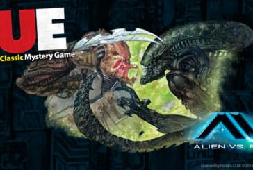 CLUE: Alien vs. Predator Board Game Now Available!