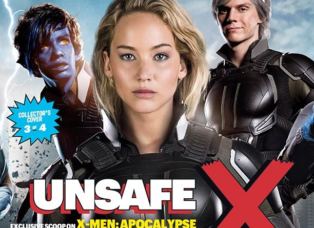 Entertainment Weekly X-Men: Apocalypse Special Edition Covers