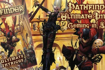 Paizo Releases Pathfinder Ultimate Intrigue RPG Book