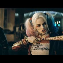 Harley Quinn from Suicide Squad