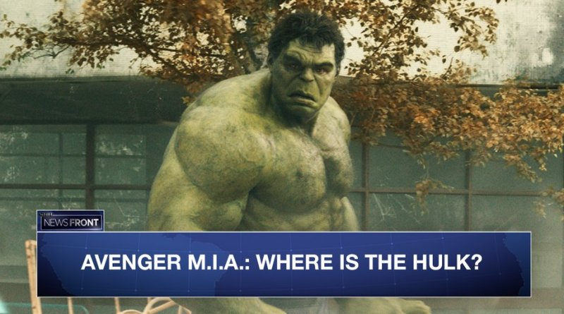 """WHIH Official """"Where Is The Hulk?"""""""