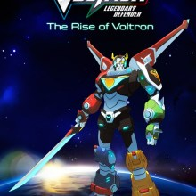 DreamWorks Animation's Voltron: Legendary Defender on Netflix