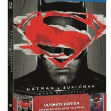 Batman v. Superman: Dawn Of Justice Limited Edition Steelbook