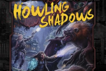 Howling Shadows out now for Shadowrun, Fifth Edition!
