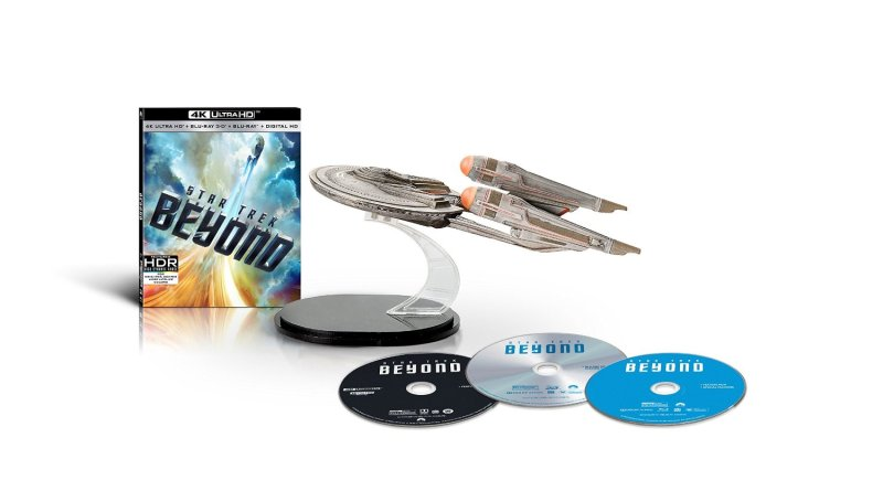 Star Trek Beyond Amazon Exclusive Gift Set (4K UHD/3D/Digital HD)