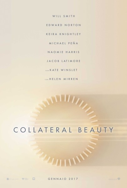 """Poster for the movie """"Collateral Beauty"""""""