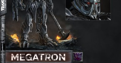 Megatron from Transformers: The Last Knight