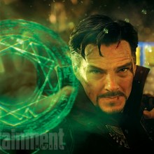 New Marvel's Doctor Strange stills courtesy of Entertainment Weekly