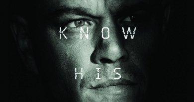 Jason Bourne Blu-Ray/DVD/Digital HD cover