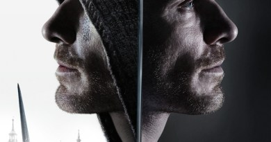 New Assassin's Creed poster