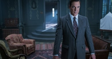 Lemony Snicket's A Series Of Unfortunate Events still