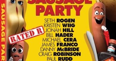 Sausage Party 4K Blu-Ray HD