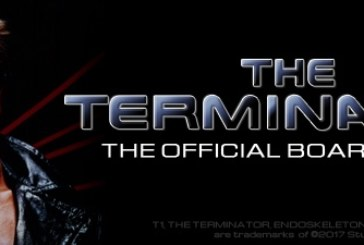 Crowdfunding: The Terminator Kickstarter is live!