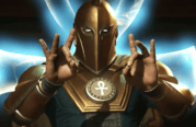 Injustice 2 Introducing Dr. Fate
