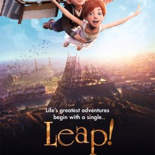 Leap! poster (The Weinstein Co.)