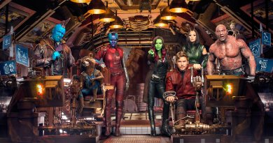Guardians Of The Galaxy Vol. 2 Entertainment Weekly
