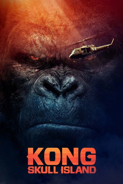 """Poster for the movie """"Kong: Skull Island"""""""