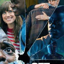 Get Out Blu-Ray cover