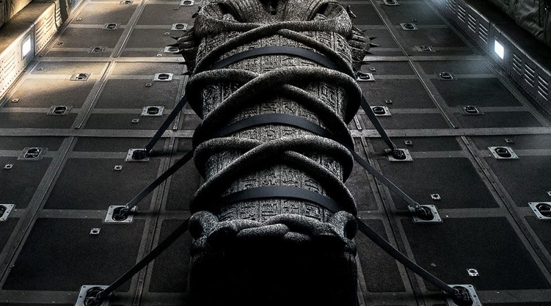 """Poster for the movie """"The Mummy"""""""