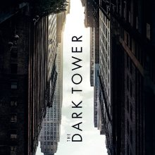 "Poster for the movie ""The Dark Tower"""
