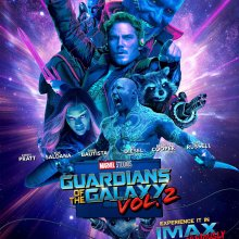 Marvel's Guardians Of The Galaxy Vol. 2 poster