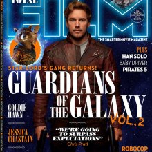 Total Film magazine GOTG Vol. 2 cover