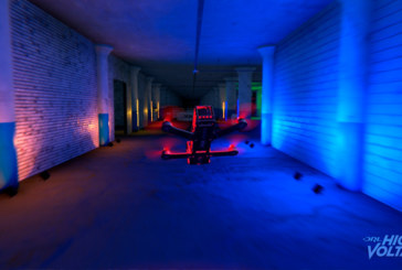 The Drone Racing League: High Voltage Coming To Steam