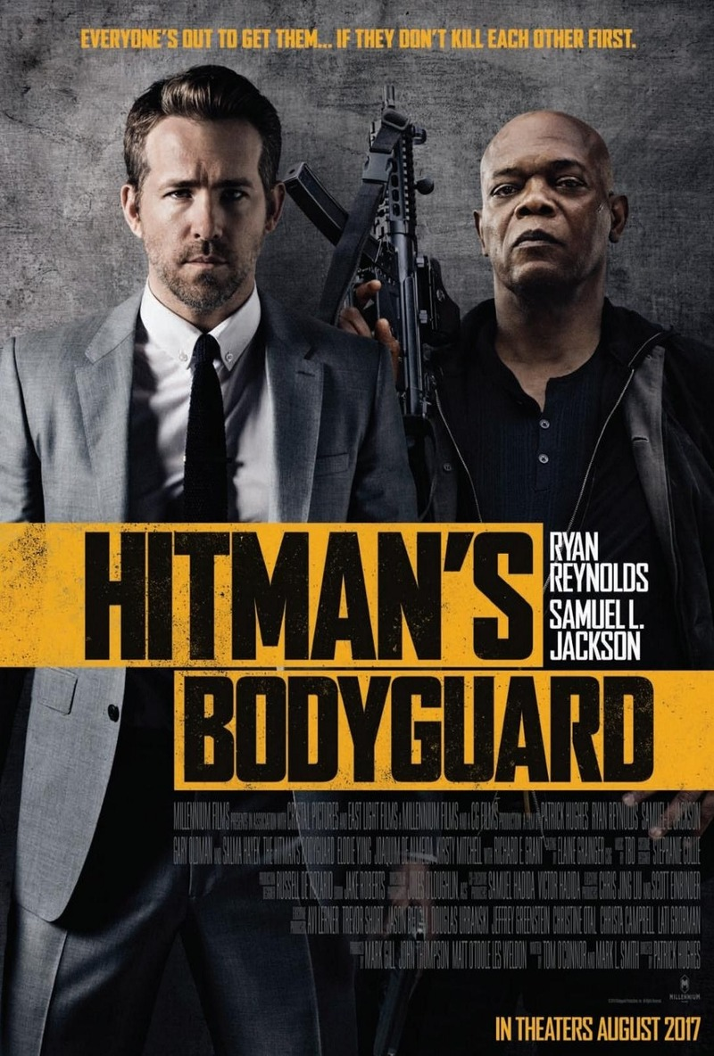 The Hitman's Bodyguard Gets Trailerized