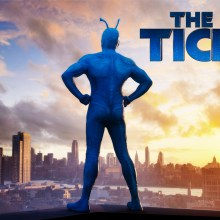 Amazon Prime Video's The Tick logo