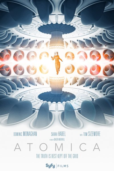 "Poster for the movie ""Atomica"""