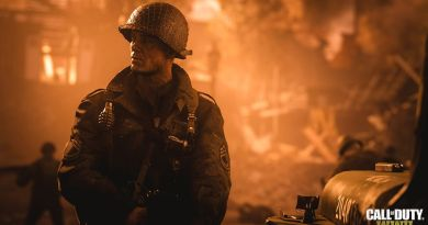 Check out the Call of Duty: WWII 'Brotherhood of Heroes' Documentary!!