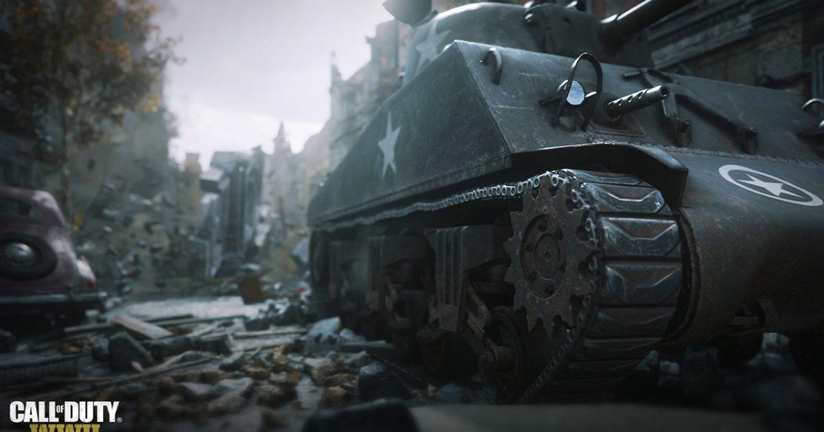 Call Of Duty: WWII still
