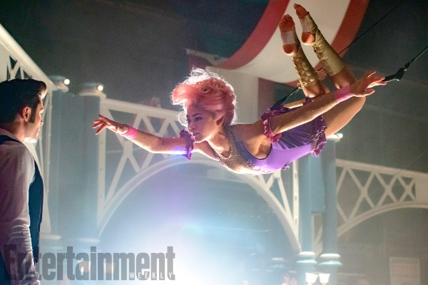 The Greatest Showman still courtesy of Entertainment Weekly