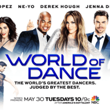World Of Dance banner (NBC)