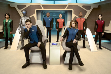 Fox's The Orville Gets An SDCC Trailerization