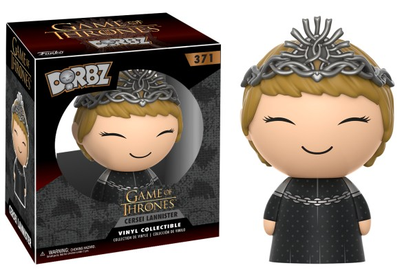 Game Of Thrones Cersei Lannister Dorbz (HBO)