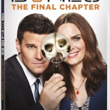 Bones: Season 12 cover (20th Century Fox Home Entertainment)