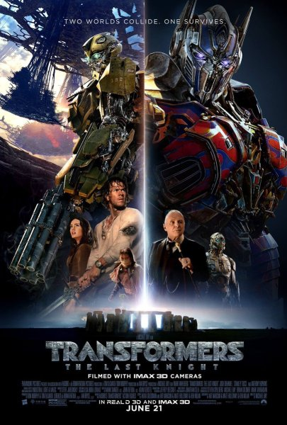 Transformers: The Last Knight (Paramount Pictures)