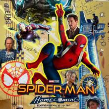 Spider-Man: Homecoming IMAX poster (Sony Pictures)