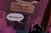 Reading Geek | FANTASMA – Afterlife Tales Of A Wrestler Fighter