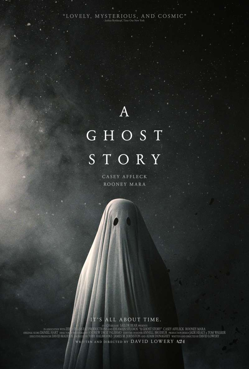 A Ghost Story (A24 Films)